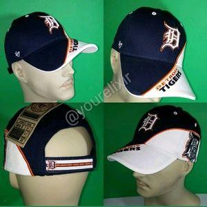DETROIT TIGERS '47 MVP ADJUSTABLE BASEBALL HAT CAP